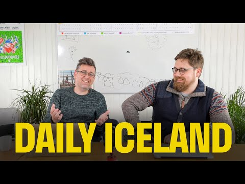 Daily Iceland #3: Well, You Asked!