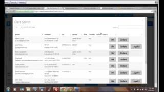 Pos on cloud retail demo
