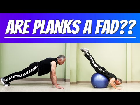 Are Planks Just a Fad? We Have a Better Option for Core Strengthening