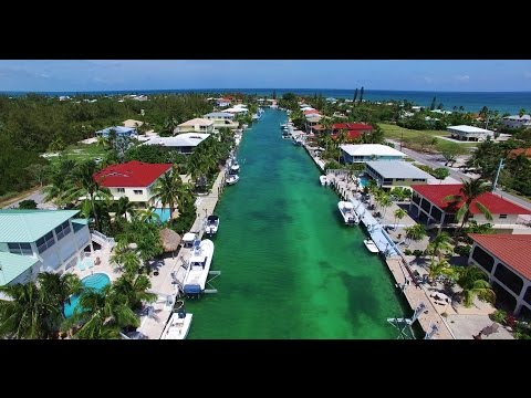 Duck Key, Florida Keys | DJI Phantom 3 | 4K Aerial Video