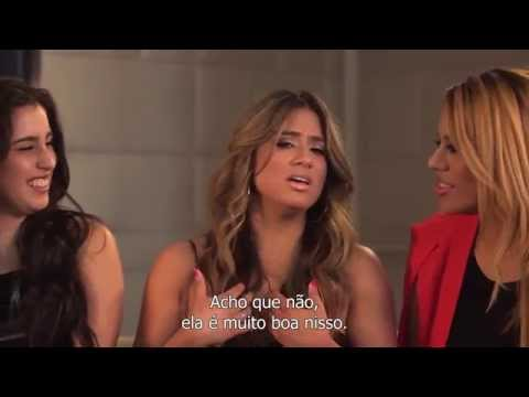 CBBC Official Chart Show - How long can Fifth Harmony hold a note (legendado PT-BR)