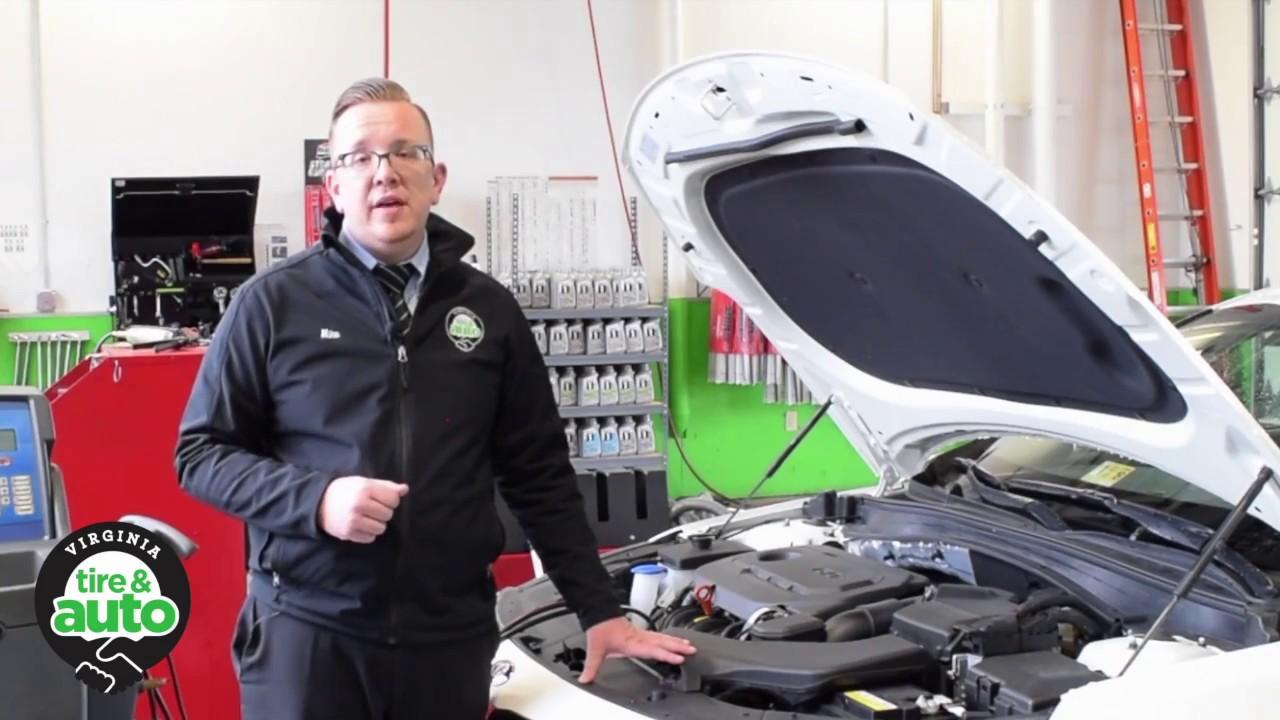 Car A/C & Heater Repair | Virginia Tire & Auto