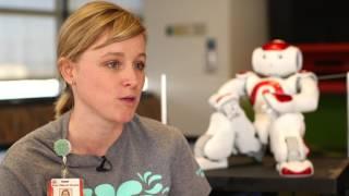 Texas Children's new robot helps patients during medical procedures