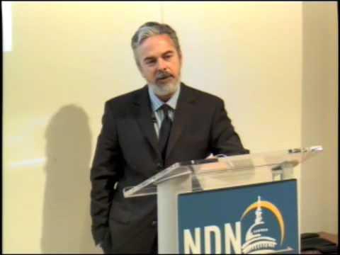 Brazilian Ambassador Antonio Patriota @ NDN (10/15/09)