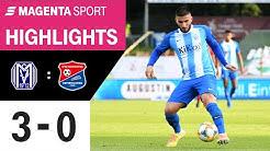 SV Meppen - SpVgg Unterhaching | 34. Spieltag, 2019/2020 | MAGENTA SPORT