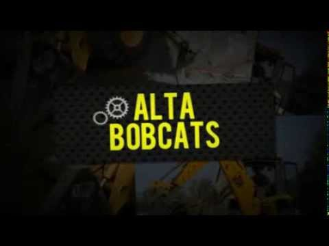 Excavation Machinery Hire Canberra | Alta Bobcats