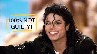 Michael Jackson was INNOCENT! (Proof)