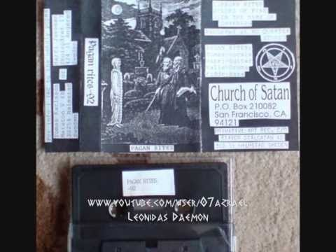 Pagan Rites - Pagan Rites [Full Demo '92]