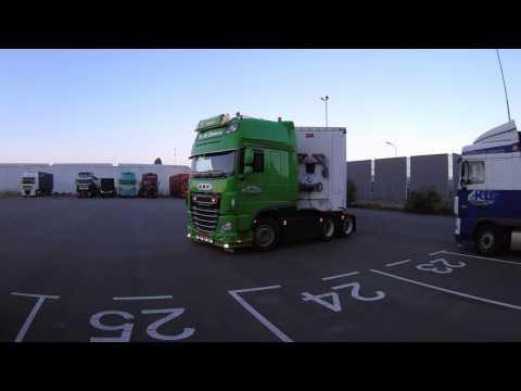 Q&A - Answering Questions! - European Truckdriver - William De Zeeuw