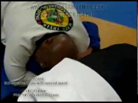 "SPYCAM Brazilian Jiu Jitsu 2010 with Special Guest UFC Fighter Phil ""Mr. Wonderful"" Davis"