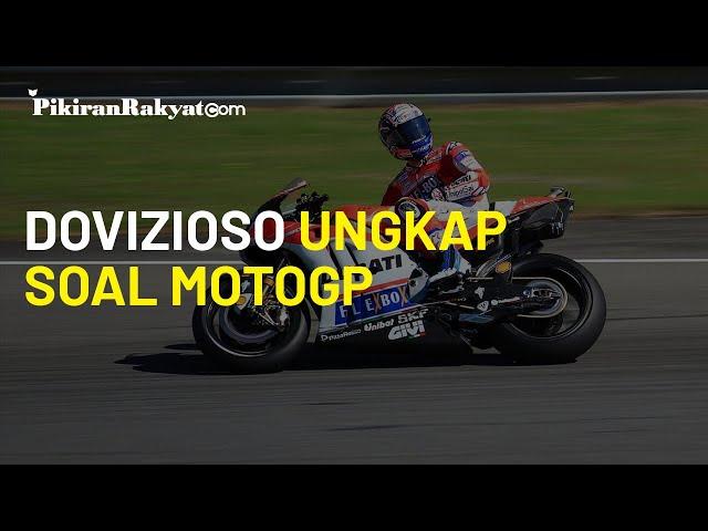 Marc Marquez Dianggap Biang Kerok, Andrea Dovizioso tak Sepakat MotoGP Disebut Level Rendah
