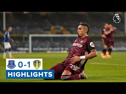 Everton Leeds Goals And Highlights