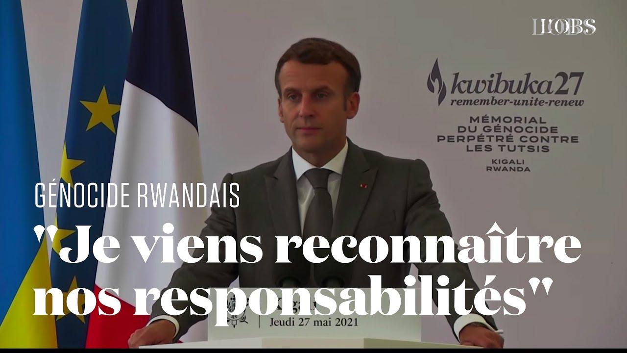 Download Emmanuel Macron au Rwanda : le replay de son discours 27 ans après le génocide des Tutsis