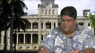 Advocating for Native Hawaiian with Kealii Makekau