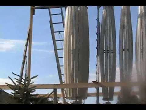 10 Kw Vertical Axis Wind Turbine Savonius Type Doovi