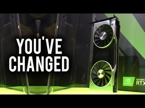 A CLOSE UP LOOK at the Nvidia RTX 2080 Ti Founders Edition