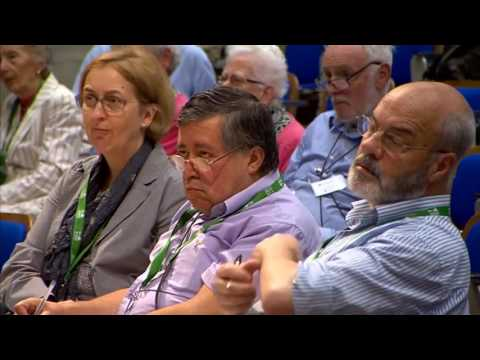 RTÉ News Now on international conference at Loyola Institute, Trinity College Dublin