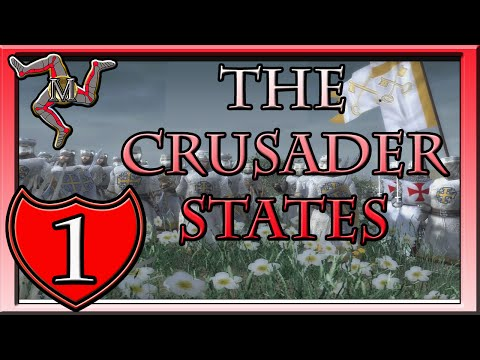 M2 - Stainless Steel | The Crusader States - Part 1