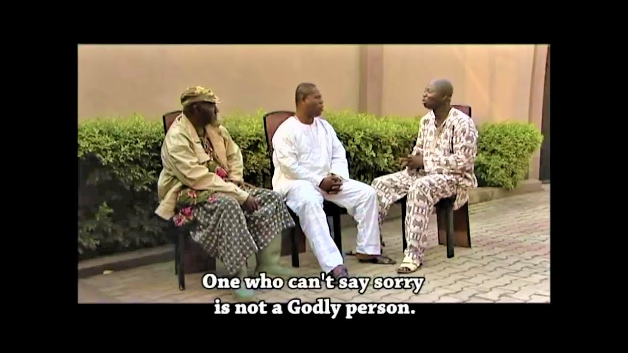 """Download WATCH ON YOUTUBE MR LATIN AND BABA SUWE IN """"WERE ATI OLD SOLDIER"""" - Latest 2020 Yoruba Comedy"""