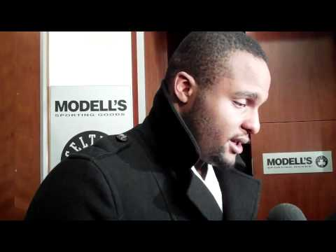 Glen Davis: Leon Powe in Celtics prayers