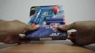 รีวิวปืนของเล่น เนิร์ฟ Nerf JOLT   TzoneMr.TN EP.2   Tzone