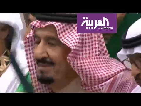 الملك سلمان يشارك في عرضة الجنادرية  - نشر قبل 5 ساعة