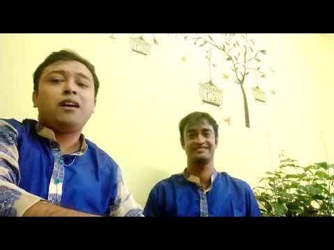 Anirban Das & Diptam Sinha Biswas Raag Bhairavi /Taal Panchamsawari