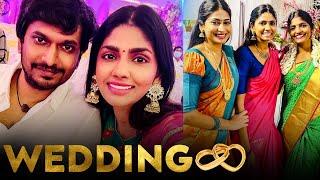 Desingh Periyasamy Weds Niranjani! Celebrity Wedding | Vijayalakshmi | Agathiyan