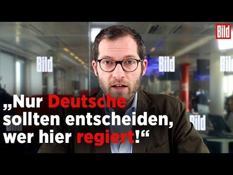 SPD lässt Mitglieder ohne deutschen Pass über GroKo abstimmen