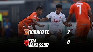Download lagu Cuplikan Pertandingan Borneo FC vs PSM Makassar 10 Agustus 2019 MP3