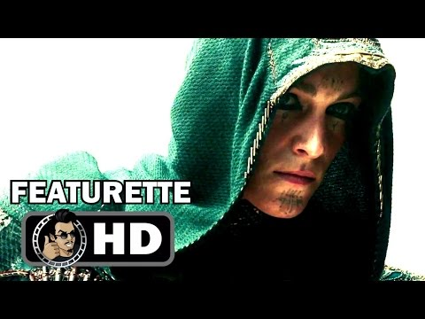 ASSASSIN'S CREED - Building The World Featurette (2016) Michael Fassbender Ubisoft Movie HD