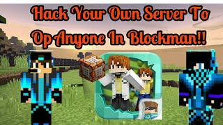 How To Use Commands In Blockman!
