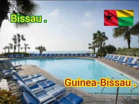 Discover Bissau The Capital Of Guinea-Bissau  🇬🇼.