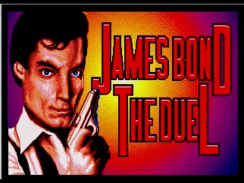 James Bond 007 The Duel Walkthrough Sega Genesis Manic Difficulty