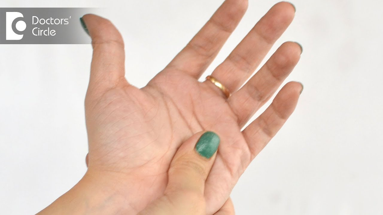 Side Of Finger Hurts