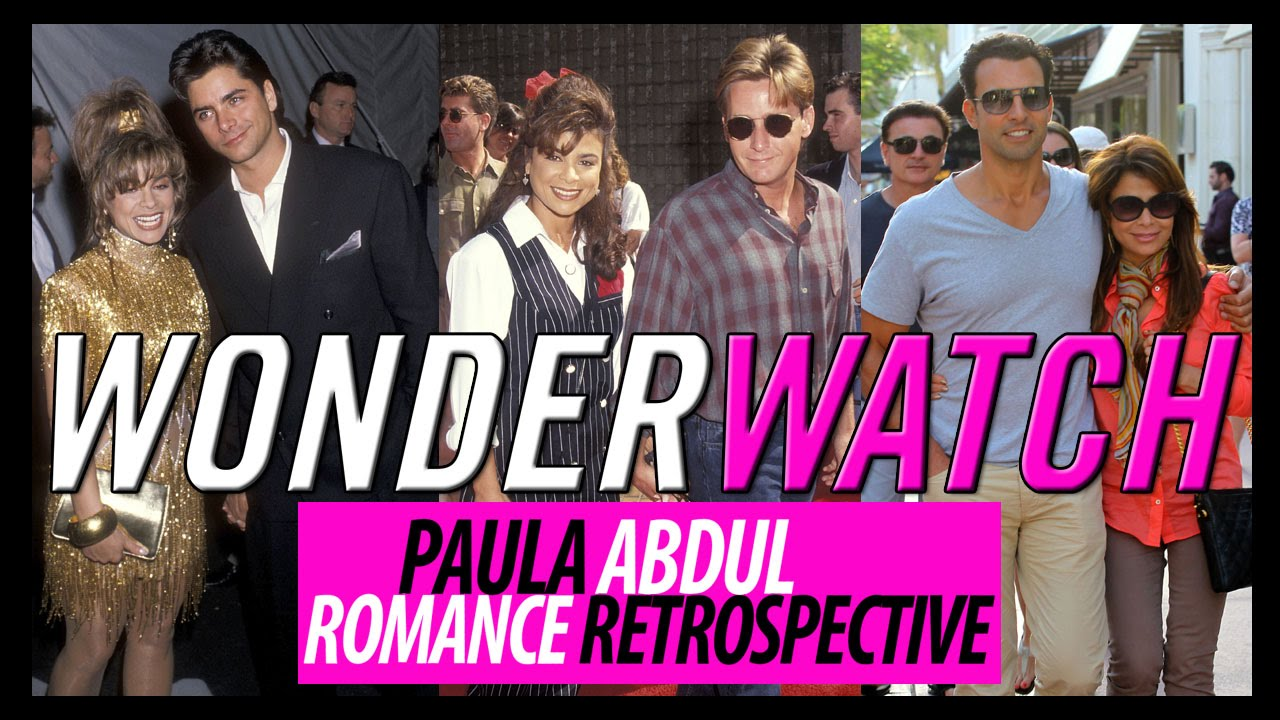 Paula Abdul's Romance Retrospective -- Wonderwatch for June 14, 2012
