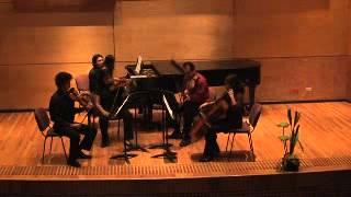 Quinteto Franck - I. Molto moderato