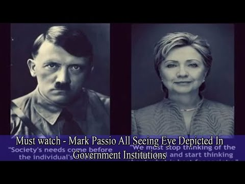 Must watch - Mark Passio All Seeing Eye Depicted In Government Institutions