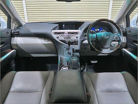 Rx450h レクサス