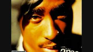 2PAC - Untouchable + Lyrics