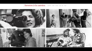 Rencontres confinées : Rencontre avec le Collectif Femmes à la caméra - 1er juin 2020