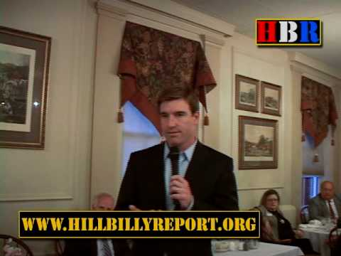 Jack Conway Speaking At The Shelby County Jefferson Jackson  Day Dinner. A James Pence Video