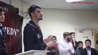 our vines stand up comedy | funny pashto new video 2017