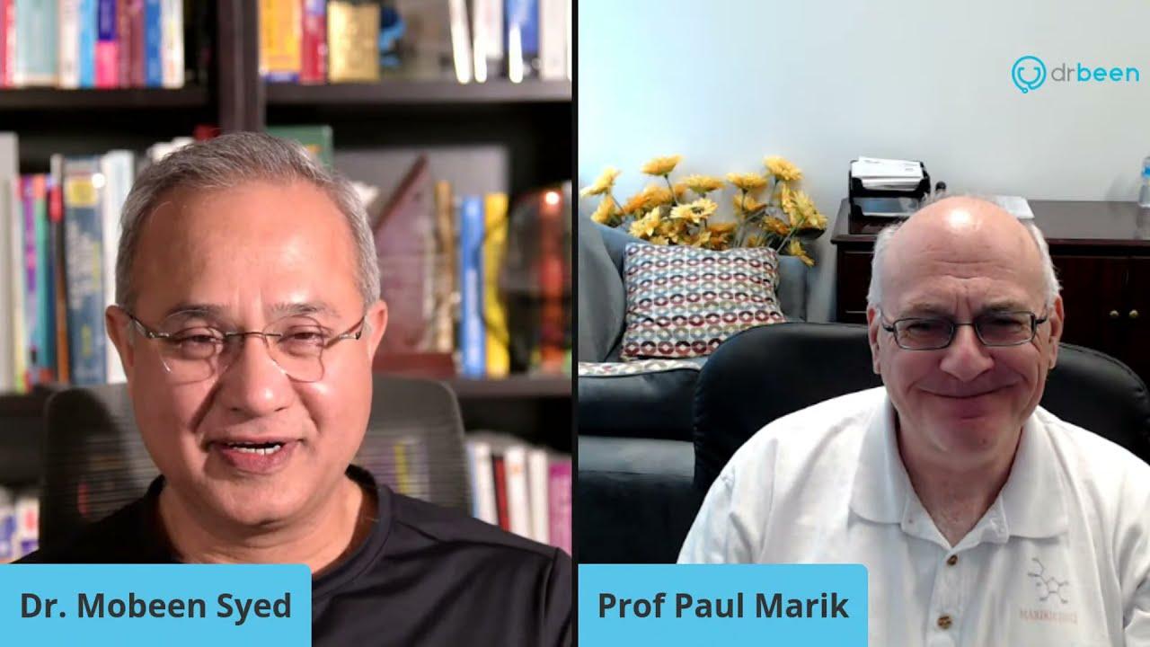 Download Dr. Paul Marik Discusses Latest Trends In COVID Management