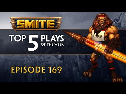 SMITE - Top 5 Plays #169