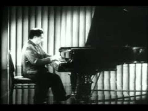Grigory Ginzburg plays Schubert - Liszt  Three Lieder