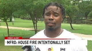 Arson investigation underway in Mobile- NBC 15 WPMI