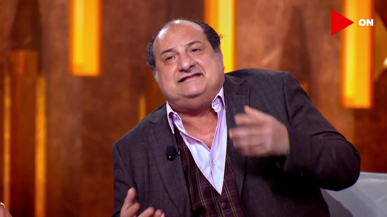 #سهرانين  | عمرك شوفت حد يعض كلب قبل كده؟!?? .. ده اللي عمله خالد الصاوي ????  - 23:57-2021 / 3 / 6