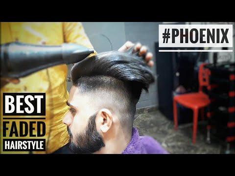 Hair Transformation | Phoenix Hair Lounge | Karthikssuvarna | Best Hairstyle 🔥