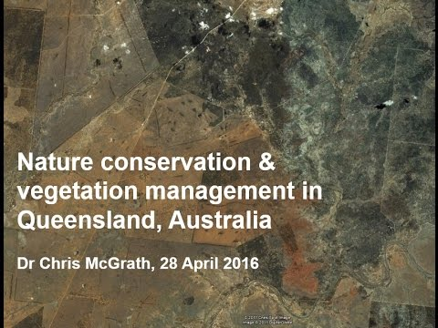 Nature conservation & vegetation management in Queensland